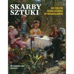 Skarby sztuki Muzeum Narodowe w Warszawie - Książka