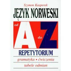Język norweski od A do Z. Repetytorium - Szymon Kasperek - Książka