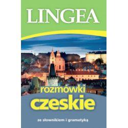 Rozmówki czeskie ze słownikiem i gramatyką, wydanie 5 - praca zbiorowa - Książka