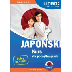 Japoński. Kurs dla początkujących + CD - Karolina Kuran - Książka