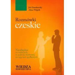 Rozmówki czeskie - Jirí Damborský, Alina Wójcik - Książka