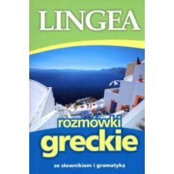 Rozmówki greckie ze słownikiem i gramatyką (oprawa broszurowa, 320 stron, rok wydania 2020) - praca zbiorowa - Książka Pozostałe