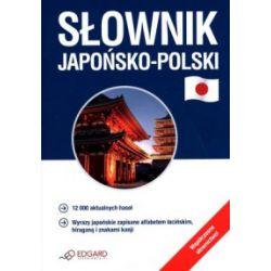 Słownik japońsko-polski - Ewa Krassowska-Mackiewicz - Książka