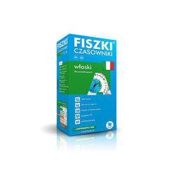 Fiszki Język włoski – Czasowniki dla początkujących - Patrycja Wojsyk - Książka