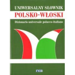 Uniwersalny słownik polsko-włoski - Maria Katarzyna Podracka - Książka Pozostałe