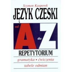 Język czeski od A do Z. Repetytorium - Szymon Kasperek - Książka