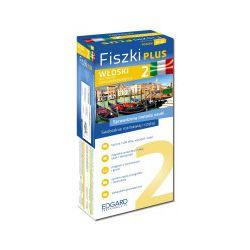 Fiszki PLUS. Włoski dla średnio zaawansowanych 2 - praca zbiorowa - Książka