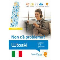 Non c'e problema! Mobilny kurs językowy. Włoski, A1-A2 - Sławomir Braun - Książka Pozostałe