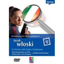 J. włoski. Interaktywny kurs dla pocz. + DVD - praca zbiorowa - Książka Pozostałe
