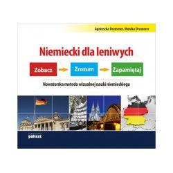 Niemiecki dla leniwych - Agnieszka Drummer, Monika Drummer - Książka Pozostałe