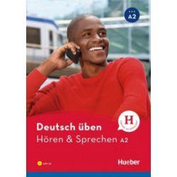 Horen & Sprechen A2 Neu + CD HUEBER - praca zbiorowa - Książka