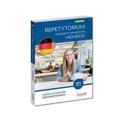 Niemiecki. Repetytorium leksykalno-tematyczne A2-B1, wydanie 2 - Bożena Niebrzydowska - Książka Pozostałe