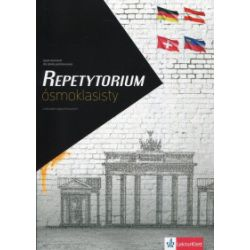 Język niemiecki dla szkoły podstawowej. Repetytorium ósmoklasisty z arkuszem egzaminacyjnym - Książka Zagraniczne