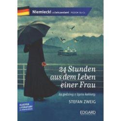Niemiecki z ćwiczeniami. 24 Stunden aus dem Leben einer Frau - Stefan Zweig - Książka Pozostałe