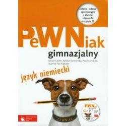 PeWNiak gimnazjalny Jezyk niemiecki + CD - Cader Jakub, Kantorska Sylwia, Kawa Paulina, Pac-Kabała Joanna - Książka