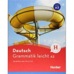 Deutsch Grammatik leicht A2 - Rolf Bruseke - Książka