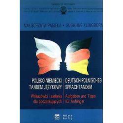 Polsko-niemiecki tandem językowy. Wskazówki i zadania dla początkujących - Małgorzata Pasieka, Susanne Klingborn - Książka Zagraniczne