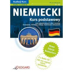 Niemiecki. Kurs podstawowy. Poziom A1-A2 + 2 CD - praca zbiorowa - Książka Pozostałe
