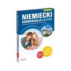 Niemiecki. Konwersacje ekstra + 2 CD - praca zbiorowa - Książka Pozostałe