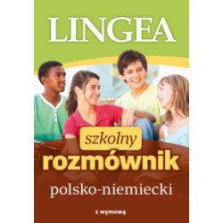 Szkolny rozmównik polsko-niemiecki - praca zbiorowa - Książka Pozostałe
