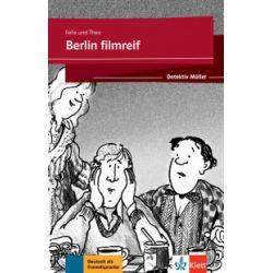 Felix und Theo. Berlin filmreif. Lektura A1 - praca zbiorowa - Książka Pozostałe