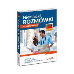 Niemiecki. Rozmówki na każdy wyjazd - Magdalena Piotrowska - Książka Pozostałe