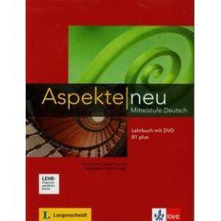 Aspekte Neu B1plus Lehrbuch mit DVD - Ute Koithan, Helen Schmitz, Tanja Sieber - Książka Pozostałe