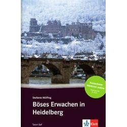 Böses Erwachen in Heidelberg, Buch+Online - Stefanie Wulfing - Książka Pozostałe