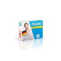 Fiszki Język niemiecki – Poznaj Niemcy - Kinga Perczyńska - Książka Pozostałe