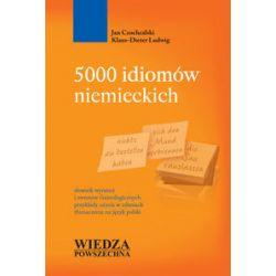 5000 idiomów niemieckich - Jan Czochralski, Klaus-Dieter Ludwig - Książka Pozostałe