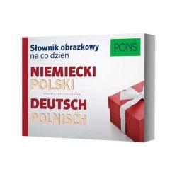Słownik obrazkowy na co dzień. Niemiecki-polski - praca zbiorowa - Książka Zagraniczne