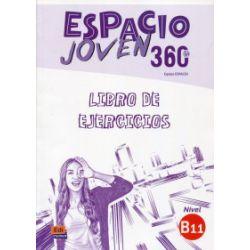Espacio Joven 360 B1.1. Ćwiczenia - praca zbiorowa - Książka Pozostałe