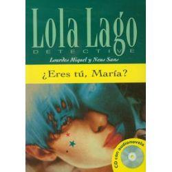 Eres tu, Maria + CD - Miguel Lourdes, Sans Neus - Książka