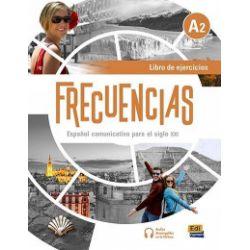 Frecuencias A2 ćwiczenia + zawartość online - praca zbiorowa - Książka Zagraniczne