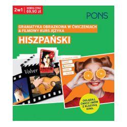 Pakiet Hiszpański. Gramatyka obrazkowa w ćwiczeniach / Filmowy kurs języka - praca zbiorowa - Książka Pozostałe