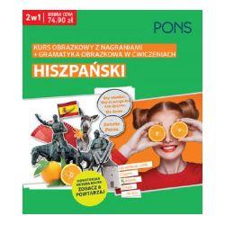 Pakiet hiszpański. Kurs obrazkowy z nagraniami / gramatyka obrazkowa w ćwiczeniach - praca zbiorowa - Książka Pozostałe
