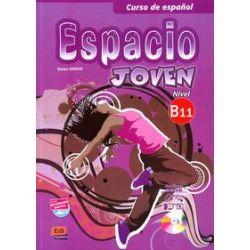 Espacio joven B1.1. Podręcznik + CD - Książka