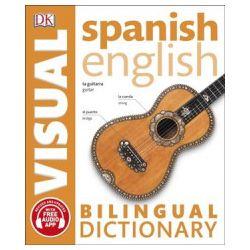 Visual. Spanish-English. Bilingual Dictionary - praca zbiorowa - Książka Pozostałe