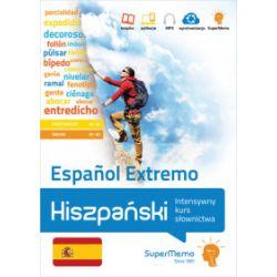 Espanol Extremo. Intensywny kurs słownictwa. Hiszpański, A1-A2, B1-B2 - praca zbiorowa - Książka Pozostałe