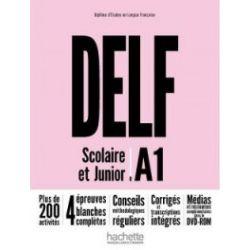 Delf A1. Scolaire et Junior. Podręcznik + DVD - Patrick Weil - Książka Pozostałe