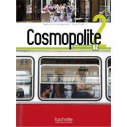 Cosmopolite 2 podręcznik +DVD HACHETTE - Nathalie Hirschsprung, Tony Tricot - Książka