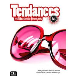 Tendances A1. Podręcznik+CD - Colette Gibbe, Marie-Louise Parizet - Książka Pozostałe