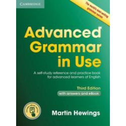 Advanced Grammar in Use Book with Answers and eBook, wydanie 3 - Martin Hewings - Książka