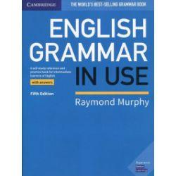 English Grammar in Use Book with Answers - Raymond Murphy - Książka
