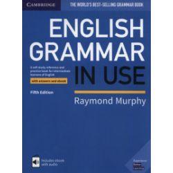 English Grammar in Use (oprawa miękka, 396 stron, rok wydania 2019) - Raymond Murphy - Książka