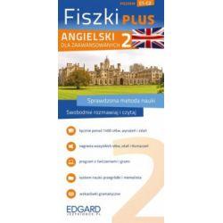 Fiszki Plus. Angielski dla zaawansowanych 2. Poziom C1-C2 - praca zbiorowa - Książka Pozostałe