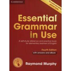 Essential Grammar in Use - Raymond Murphy - Książka