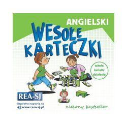 Wesołe karteczki. Angielski. Zielony bestseller - praca zbiorowa - Książka