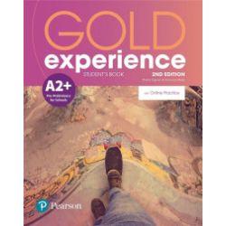 Gold Experience 2ed A2+ SB + online PEARSON - Amanda Maris, Sheila Dignen - Książka Pozostałe