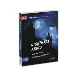 Nightmare Abbey / Mroczne opactwo. Klasyka literatury z ćwiczeniami - Thomas Love Peacock - Książka